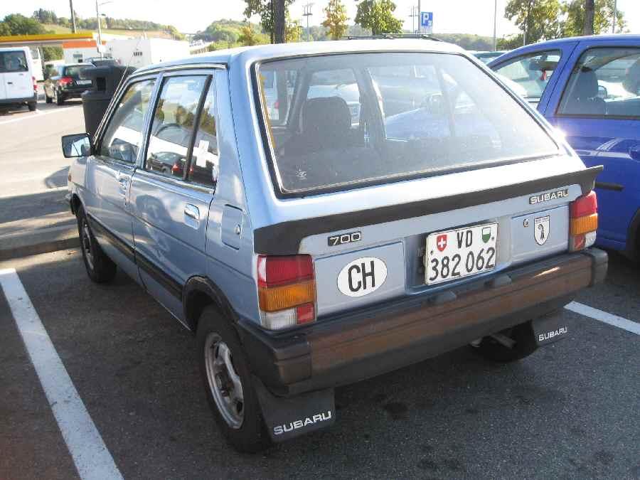 Subaru700